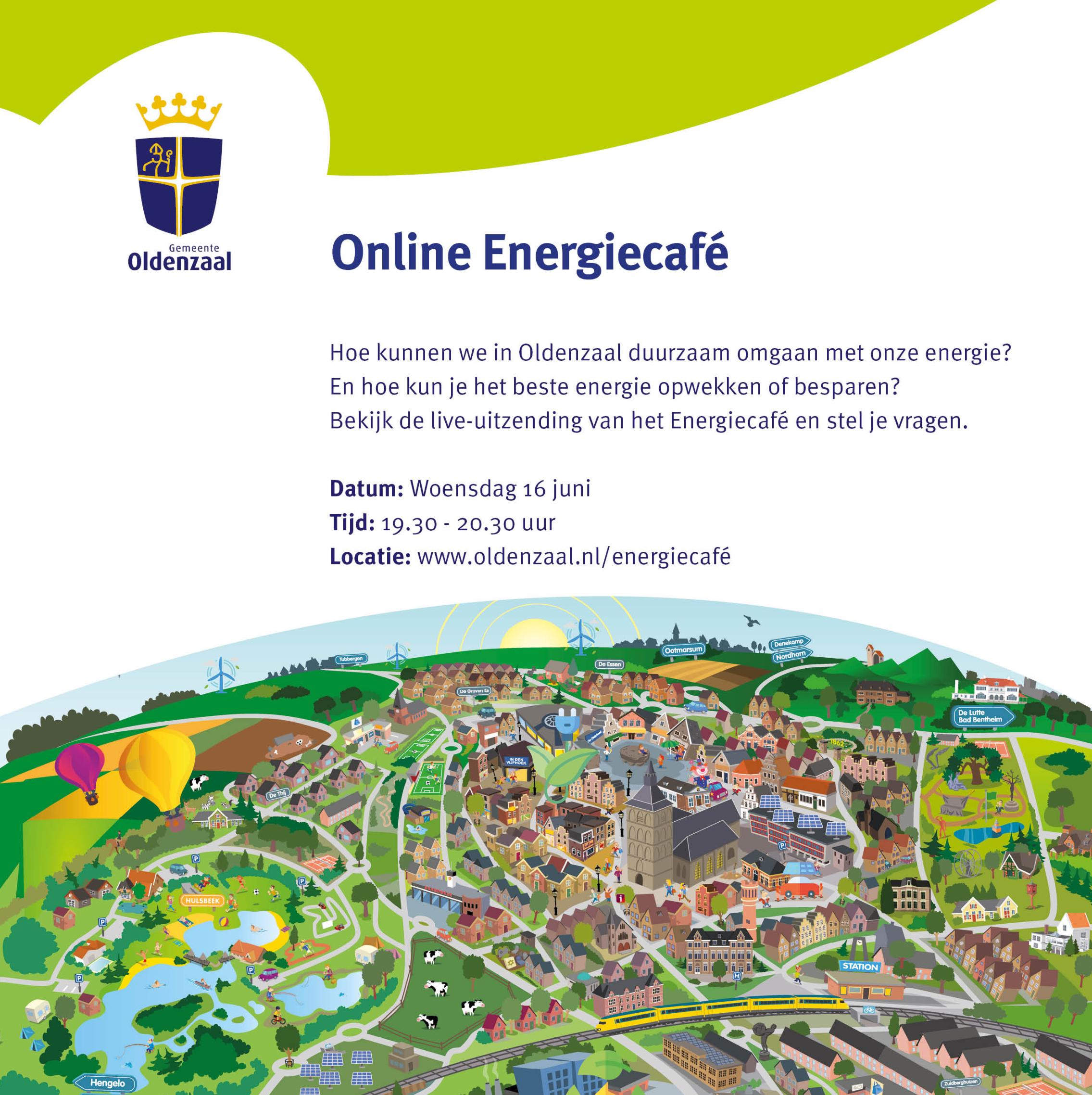 Oldenzaals Energie café